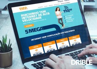 Site de Provedores de Internet - WM Provedor de Internet