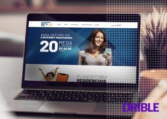 Site de Provedores de Internet - MTH Telecom