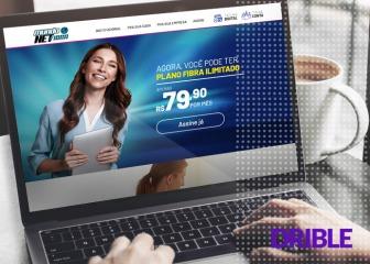 Site de Provedores de Internet - Mundo Net Fibra