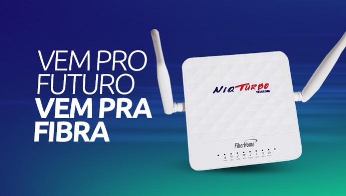 Site de Provedores de Internet - Niqturbo Telecom - Niquelândia, GO