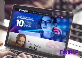 Site de Provedores de Internet - Fiber Telecom